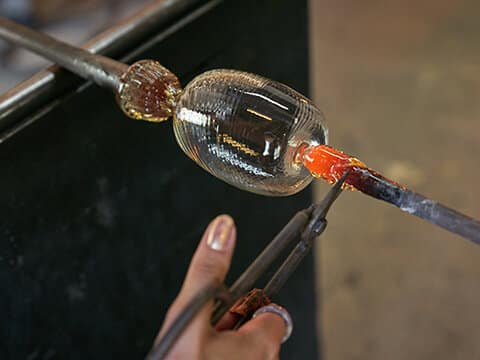 BLOWING GLASS, The Applewood Manor