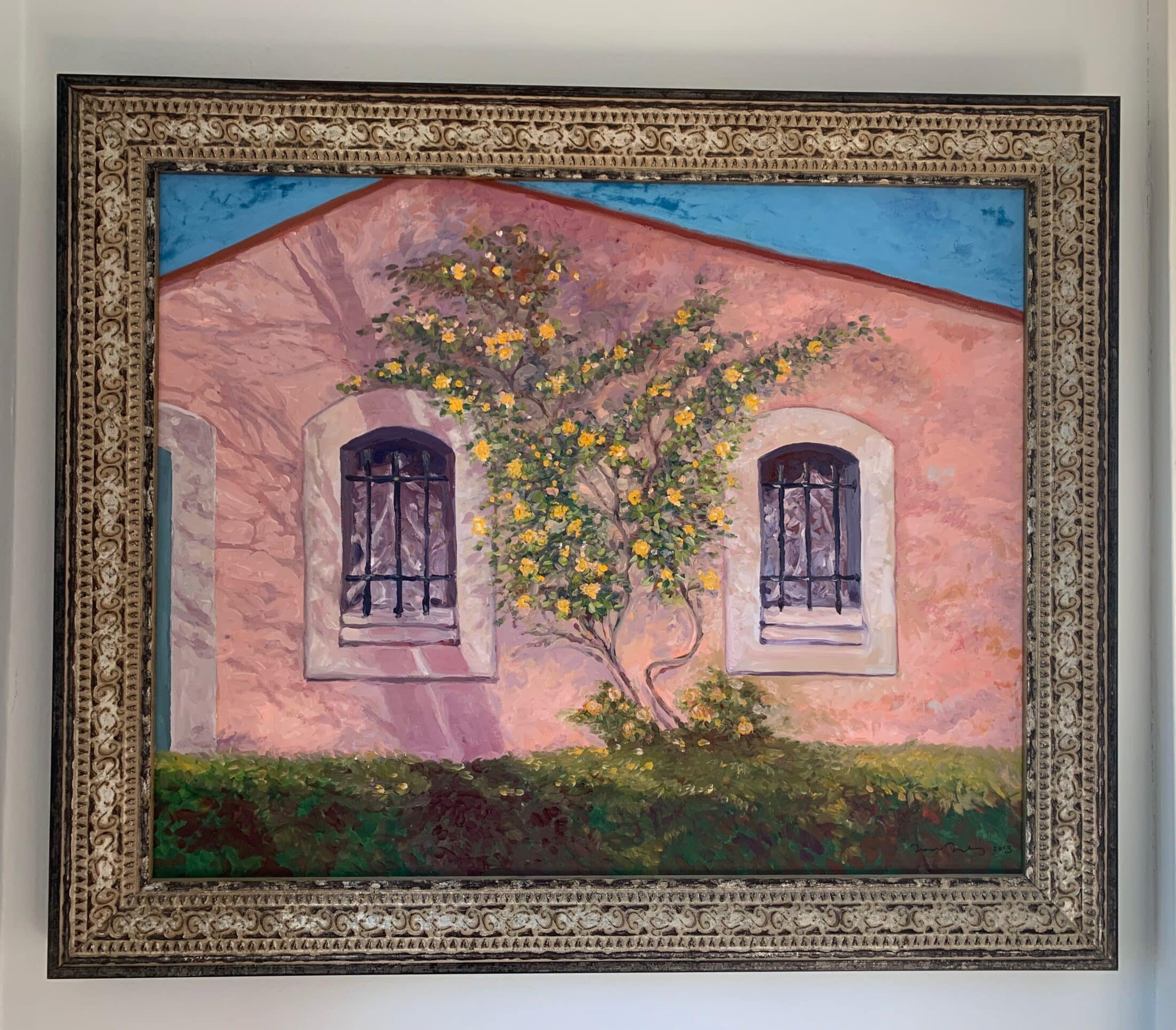ART SPOTLIGHT: LA PETITE COLLINE DE ROUSSILLON, The Applewood Manor