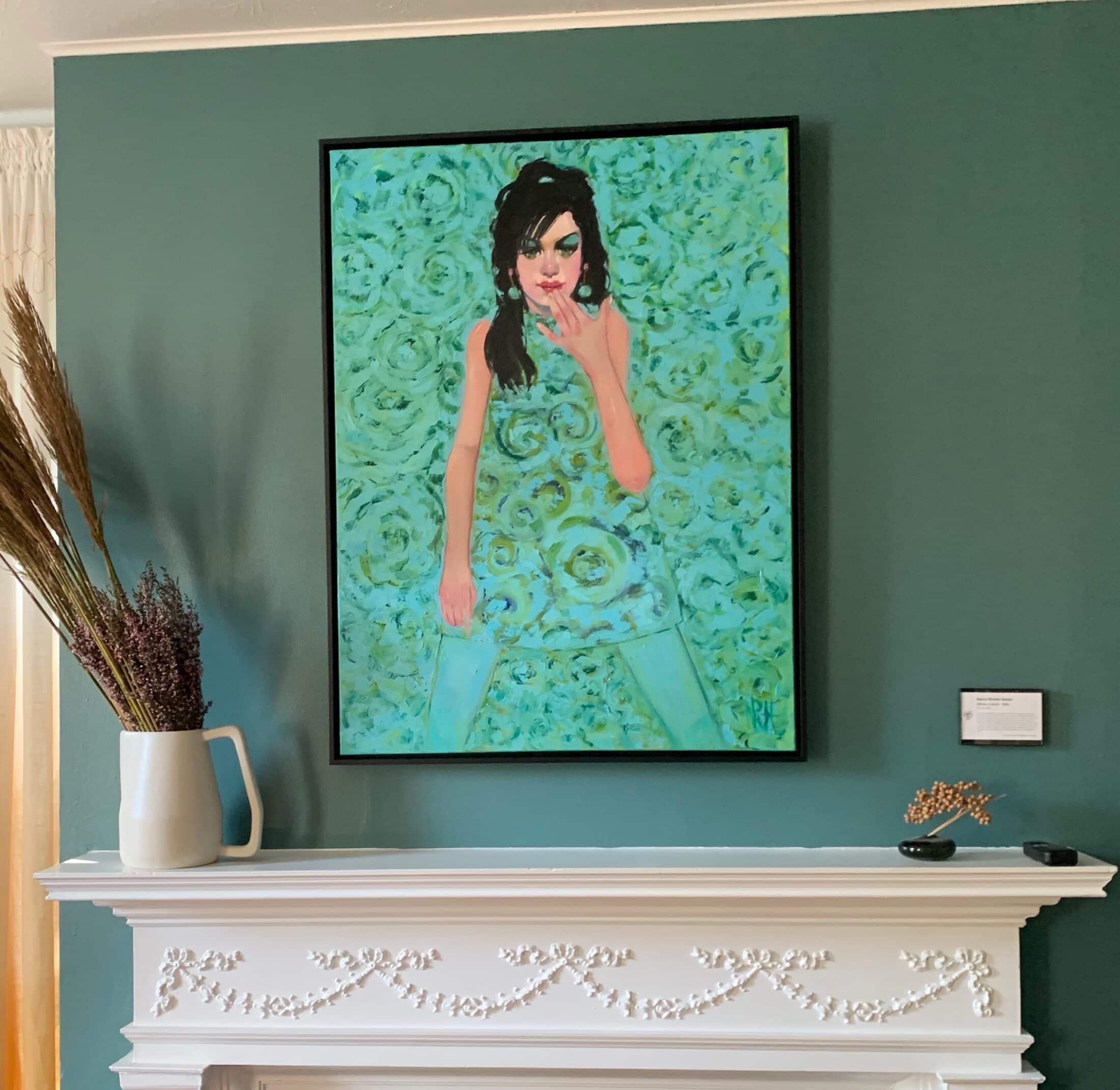ART SPOTLIGHT: WHISKEY A GO GO, The Applewood Manor