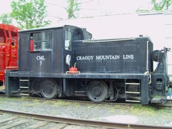 OUR TRAINS, The Applewood Manor