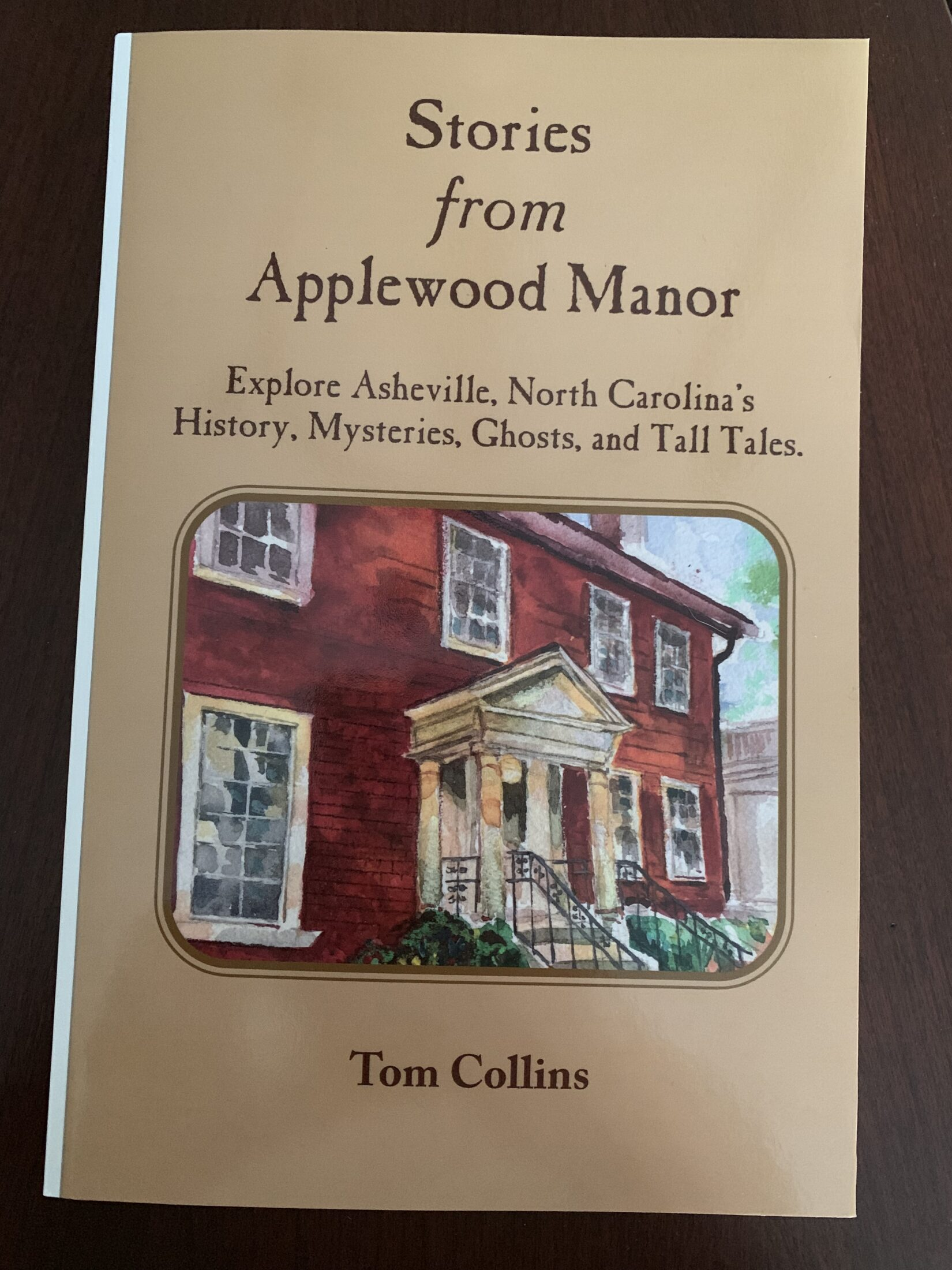 NEW BOOK: STORIES FROM APPLEWOOD MANOR, The Applewood Manor