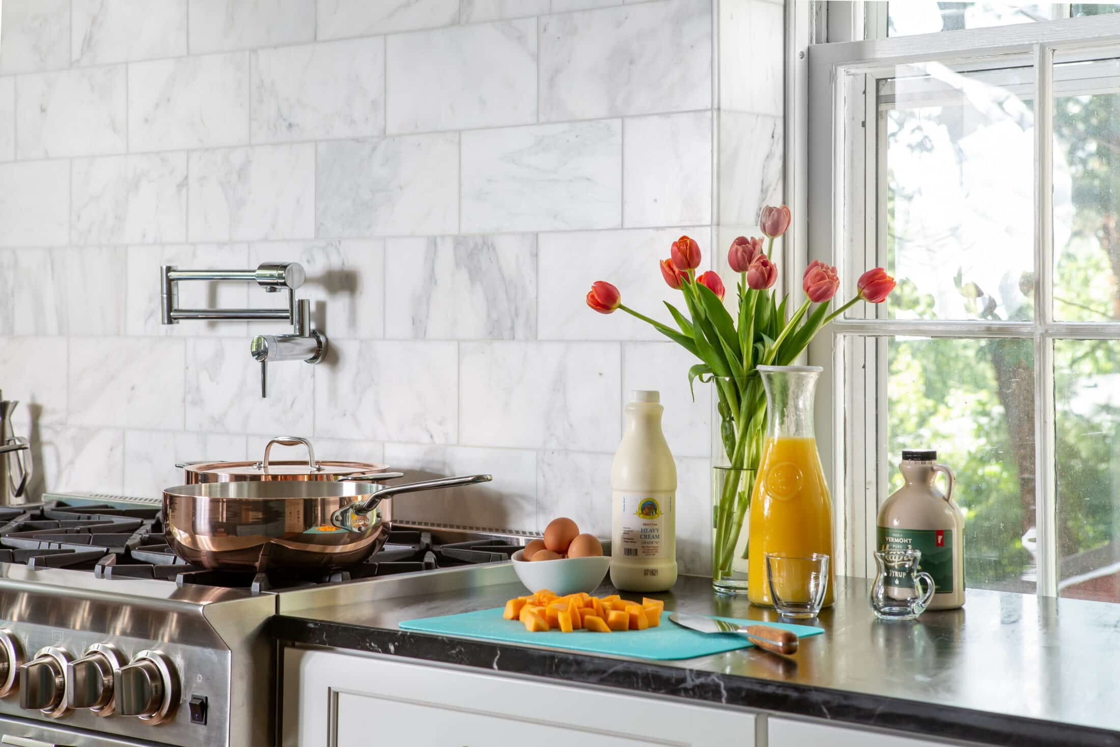 KITCHEN PHOTOGRAPHY, The Applewood Manor